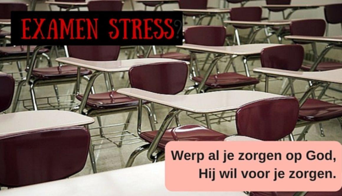 Examen stress-